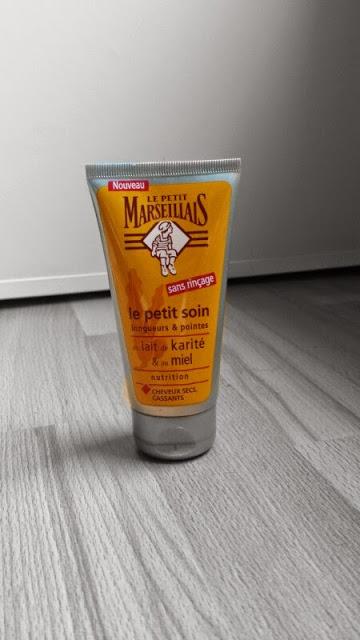soin hydratant cheveux le petit marseillais