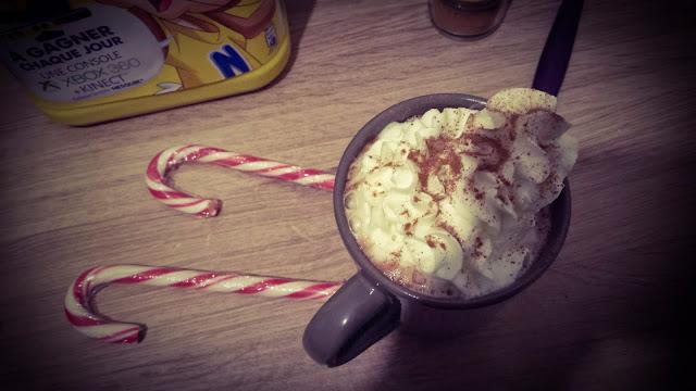 Le chocolat chaud revisité