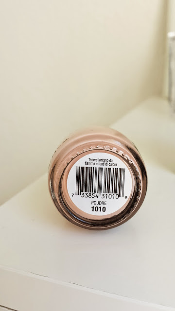 sinfulcolors poudre