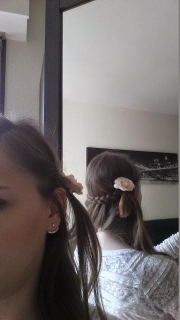 Une coiffure sophistiquée mais super simple !