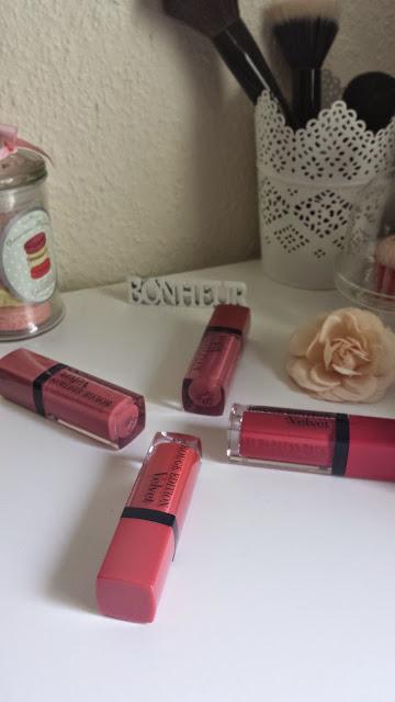 Les Rouges Edition Velvet : ma redécouverte !