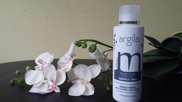 shampoing à l'argile mulato cosmetics