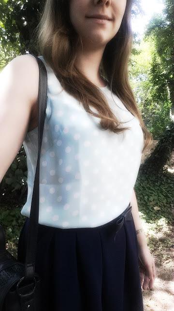 Une tenue pour les beaux jours