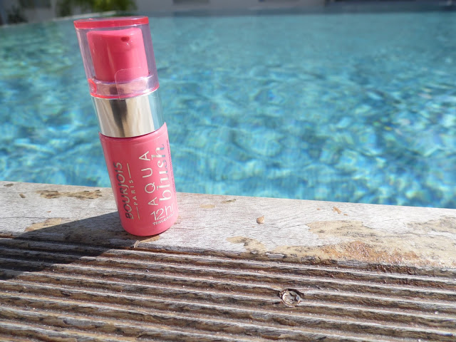 aqua blush bourjois pink twice