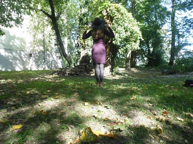 ♥ Un automne avec ma capeline ♥