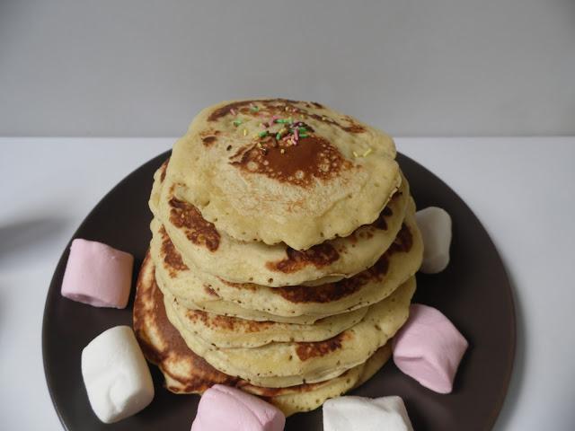 Recette des pancakes