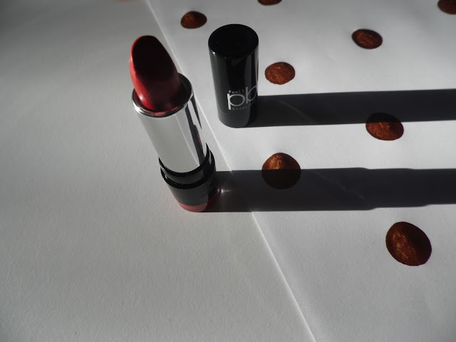 Envie de rouge avec Pb cosmetics