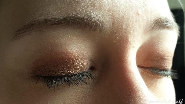 maquillage Palette cocoa blend Zoeva