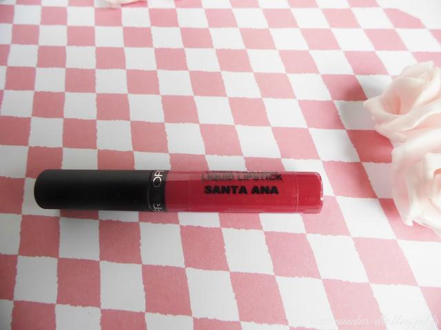 liquid lipstick santa ana ofra