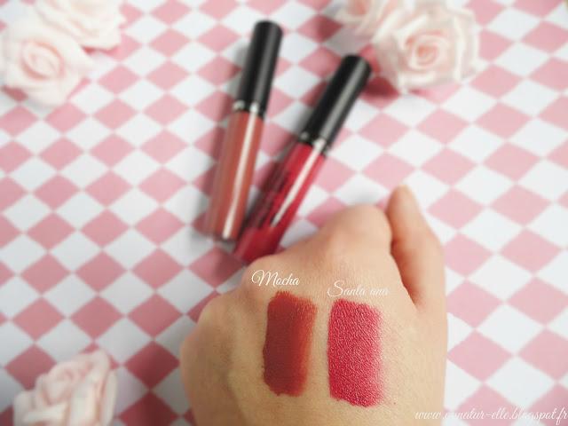 Friday lipstick : mes rouges à lèvres liquides mat Ofra
