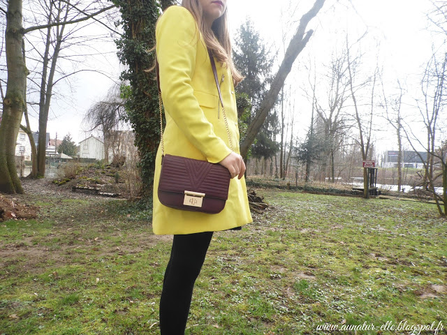 yellow woman outfit