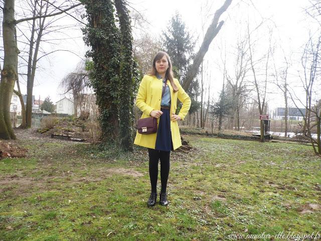 tenue femme printemps