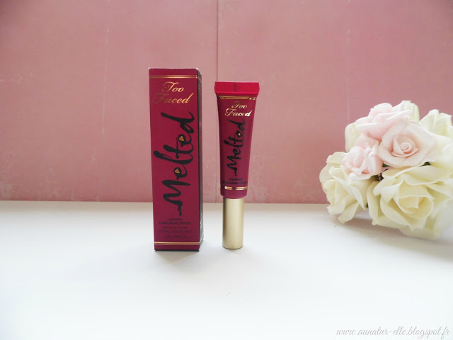 melted berry - too faced