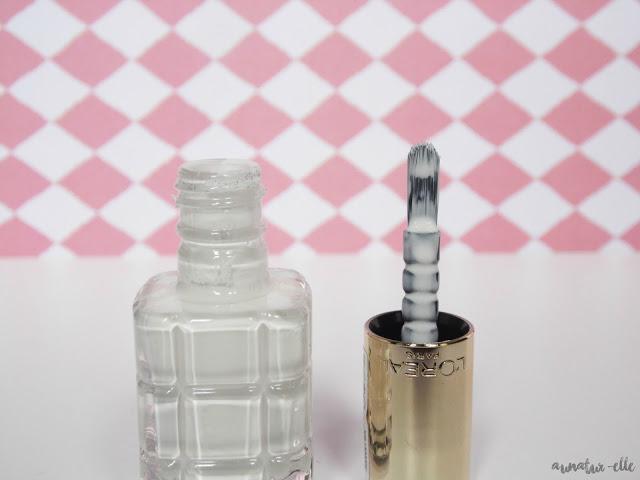 vernis à l'huile l'oréal
