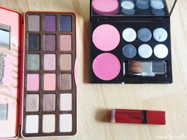 maquillage palette