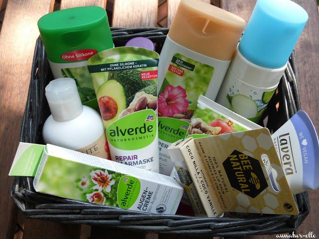 Haul : produits naturels & BIO