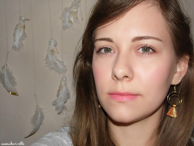 Mon maquillage naturel pour tous les jours