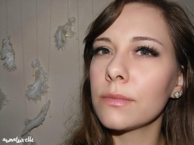 MSC - un maquillage bleu nuit pour les fêtes !