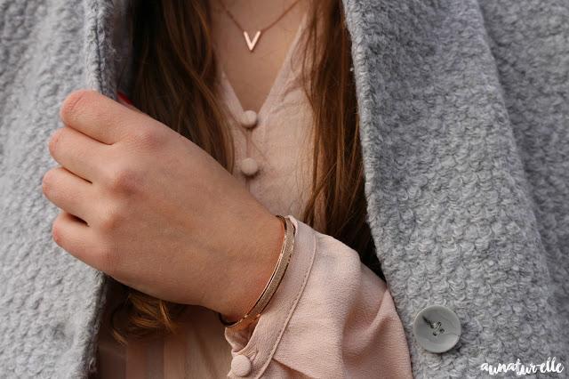 rose gold jewelery