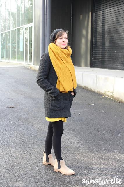 idée tenue femme hiver