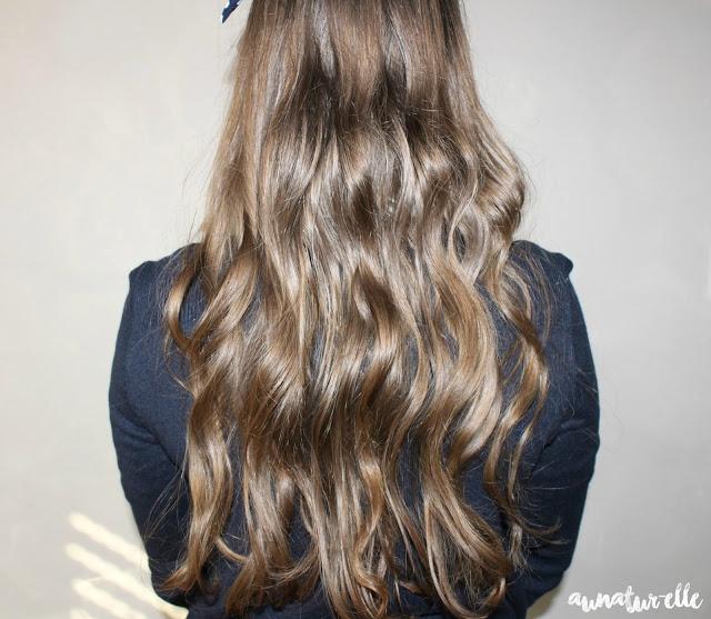 routine capillaire naturelle pour cheveux longs et fins