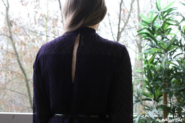 robe plumetis soldes