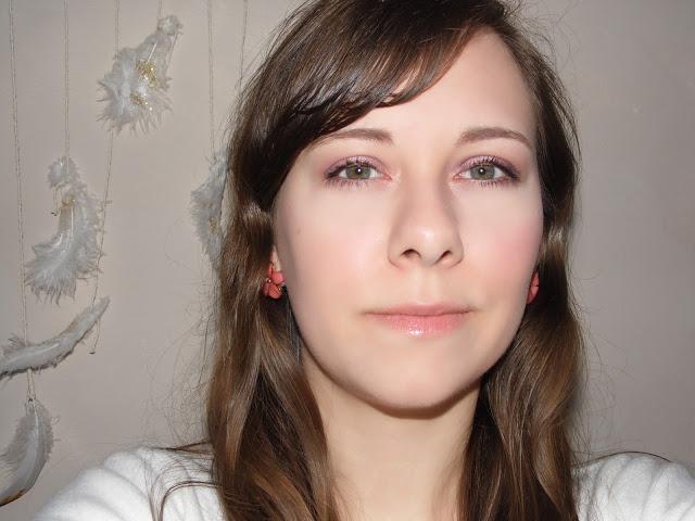lavender's eyes makeup