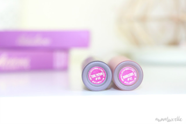 Dulcematte by Djulicious : toxic potion & boolicious
