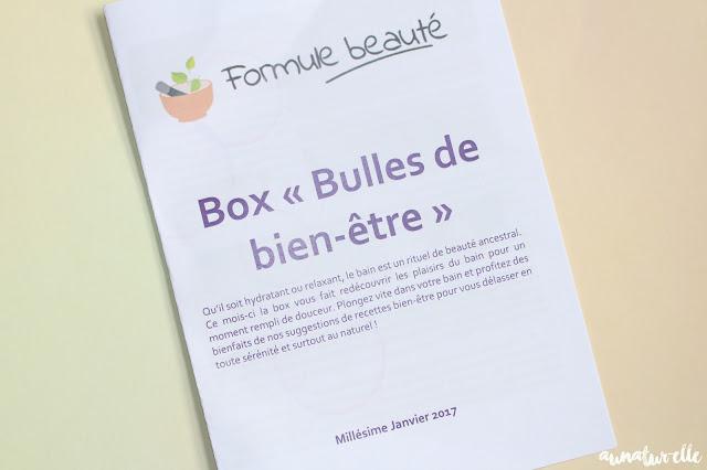 formule beauté box