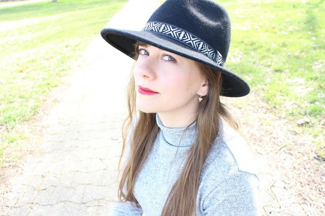 Le short en simili cuir, blogueuse mode