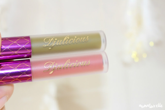 Dulcematte by Djulicious, Sananas : avis & swatchs