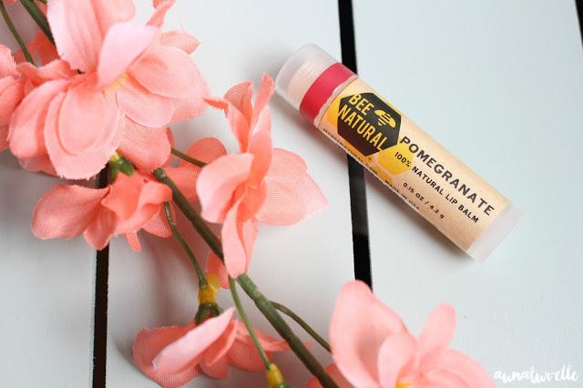 baume à lèvre 100% naturel