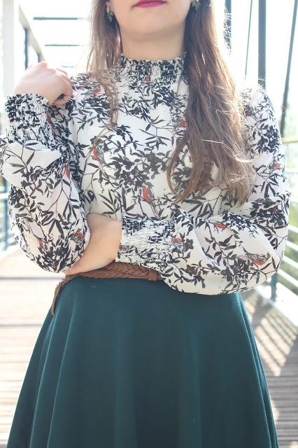 tenue femme mode
