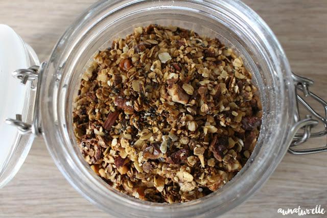 granola maison healthy