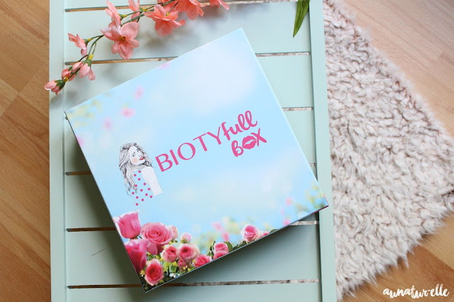 box beauté naturelle et bio