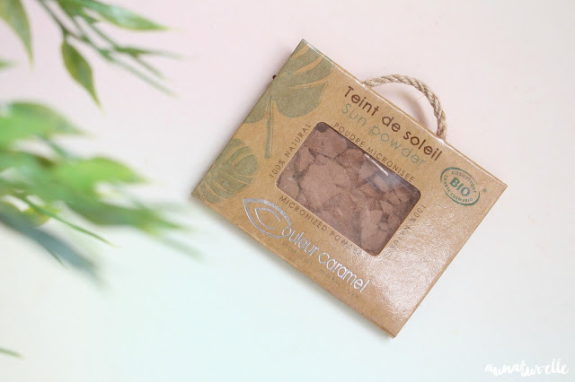 bronzeur naturel et bio, couleur caramel
