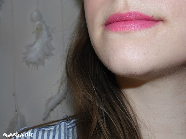 crayon lèvres bio avril swatch