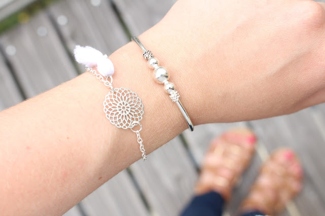 bracelet jonc  bijoux chérie