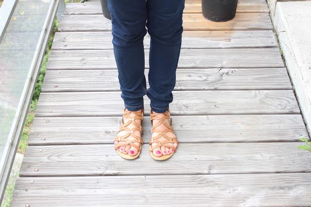 sandales primark