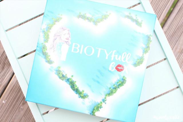 box beauté bio et naturelle
