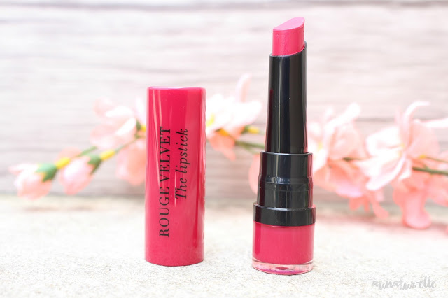 rouge velvet the lipstick de bourjois