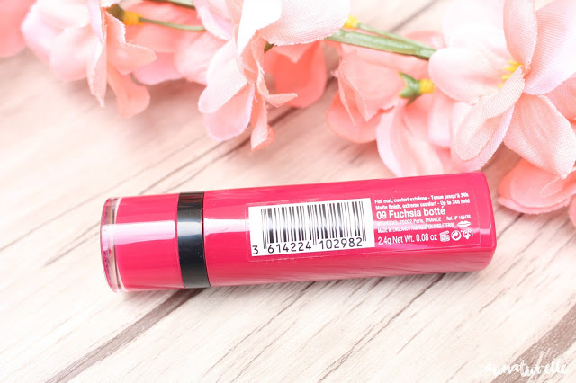 rouge velvet the lipstick - fuschia botté