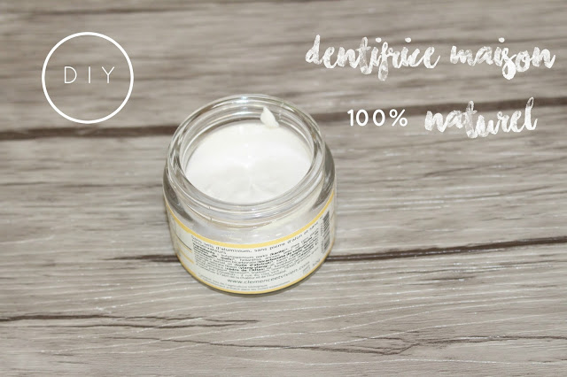DIY : mon dentifrice maison 100% naturel