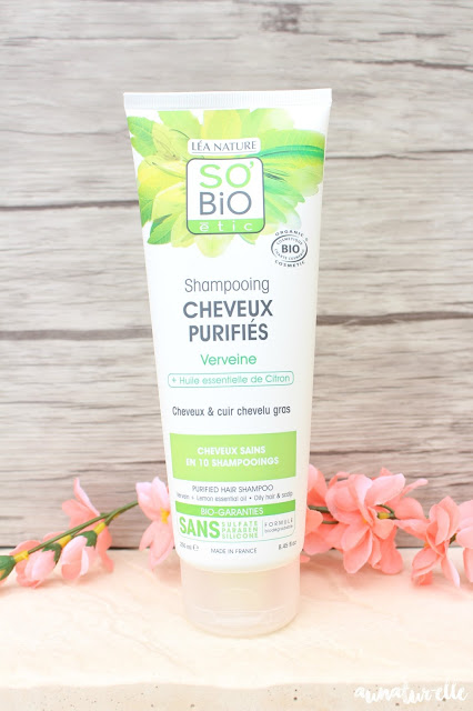 avis shampoing purifiant so bio étic