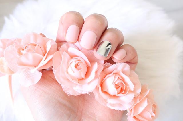 Romantique - Métallique pour la Saint-Valentin avec le #kissbeautychallenge