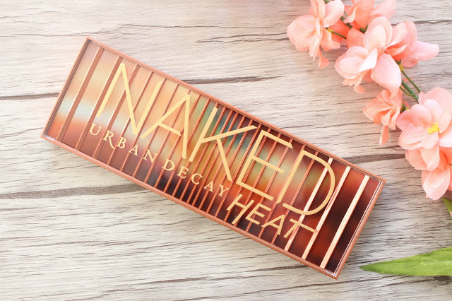 La palette Naked Heat d'Urban Decay : Top ou Flop ?