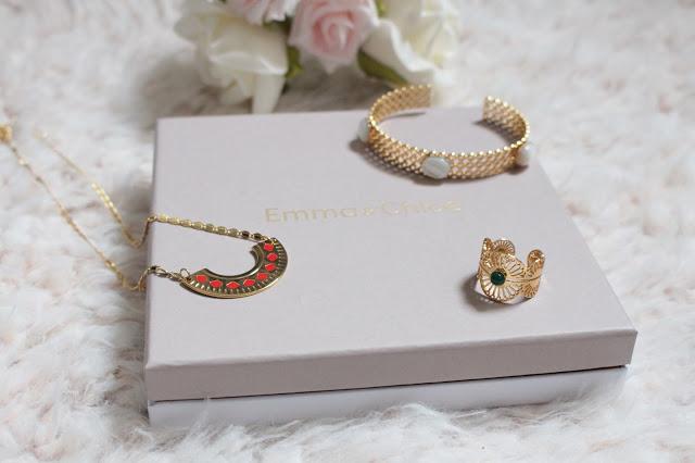 La box Emma & Chloé : bijoux de créateur