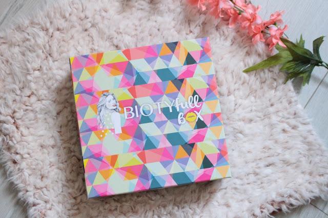 Mon avis sur la Biotyfull box d'avril 2018 : la Parfaite