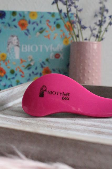 brosse à cheveux Biotyfull box