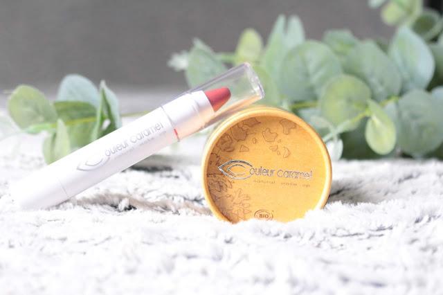 Couleur Caramel : du maquillage bio de qualité !